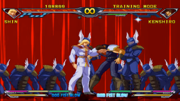 You don't know it yet, but this is everything you ever wanted in a fighting game.