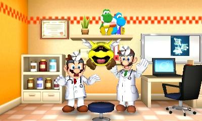 Resultado de imagen de Dr. Mario Miracle Cure 3ds