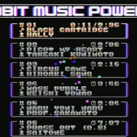 "Listen to chiptune the way it was intended with RIKI's ""8BIT MUSIC POWER""!"