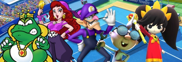 Mario characters and the problem with playing it safe