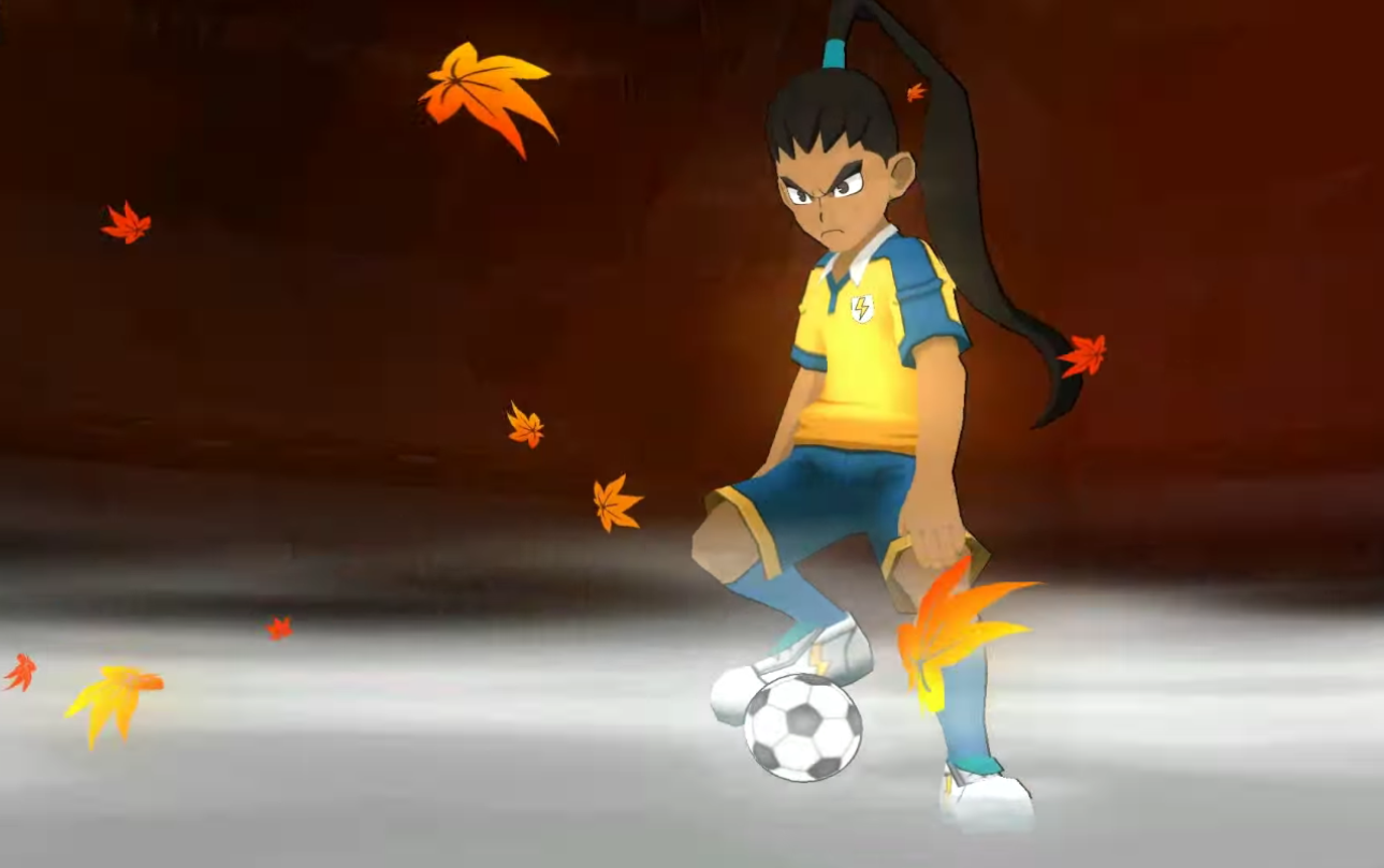 download game inazuma eleven go strikers 2013