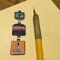 8-Bit Handicraft, Oven-Cooked Cartridges and More Erasers - Culture Collection #11