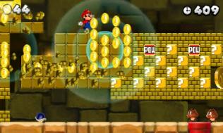 Coins POW block