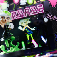 Bring some freshness into your amiibo collection with Splatoon dioramas