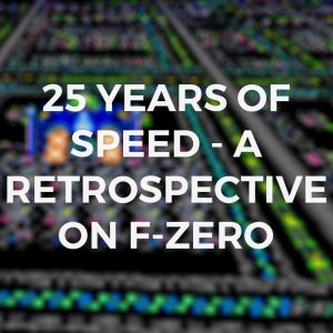 F-ZERO25