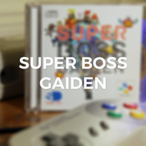 SUPER BOSS GAIDEN