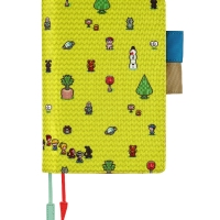 EarthBound-Inspired Covers Return for Hobonichi's 2018 Accessory Collection