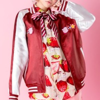 Super Deluxe Style with Gray Parka Service's Kirby 25th Anniversary Souvenir Jacket