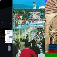 An invitation to explore interactions between VIDEO GAMES + THE WORLD